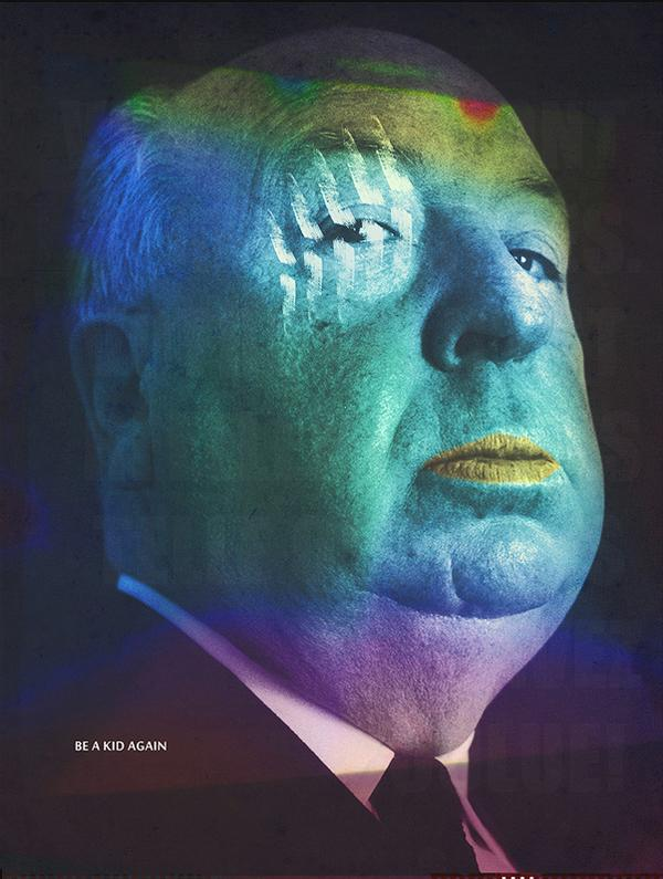 B.A.K.A - Be A Kid Again - Alfred Hitchcock - Tarik Mikou