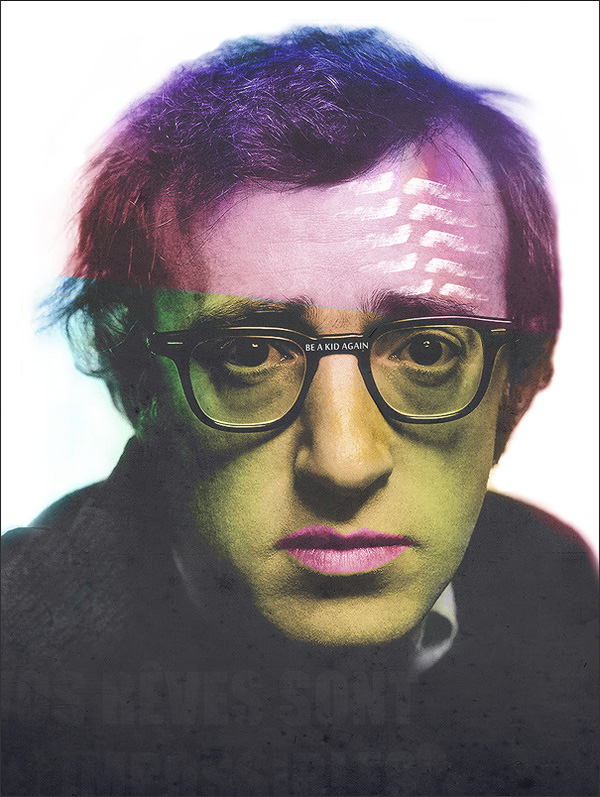 B.A.K.A - Be A Kid Again - Woody Allen - Tarik Mikou