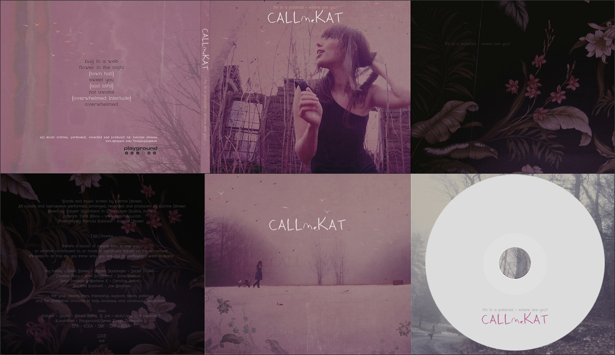 CALLMEKAT - I'm in a polaroid, where are you? - Tarik Mikou